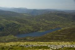 Loch Callater in the Glen (steve_whitmarsh) Tags: landscape aberdeenshire scotland scottishhighlands mountain hills highlands water loch lochcallater lake topic cairngorms