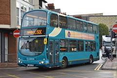 Arriva Shires 6044 LJ04LFW (Will Swain) Tags: watford 19th august 2019 hertfordshire bus buses transport transportation travel uk britain vehicle vehicles county country england english town arriva shires 6044 lj04lfw former london dw83