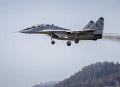 _MG_6916 (Mauro Petrolati) Tags: mig29 fulcrum ub mikoyan slovak air force arrivo atterraggio landing arrival passages passaggi zeltweg power 2019 arrivi arrivals