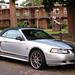 1999 Ford Mustang Convertible 3.8 V6