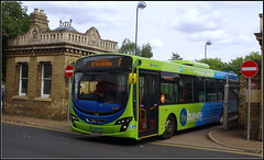 Stagecoach 21303 (Lotsapix) Tags: stagecoach east buses bus volvo b8rle wright eclipse urban urban2 21303 bf65wks busway