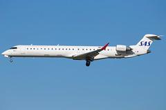 SAS Scandinavian Airlines CRJ-900ER EC-JZU (wapo84) Tags: eham ams sas ecjzu scandinavianairlines airnostrum crj crj900