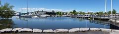 Frenchman's Bay Marina (D70) Tags: frenchmans bay marina pickering ontario canada fairport lake lakeontario