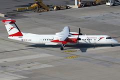 Austrian Airlines Bombardier Dash 8 Q400 OE-LGN (c/n 4326) (Manfred Saitz) Tags: vienna airport schwechat vie loww flughafen wien austrian airlines bombardier dash 8 q400 dh8d oelgn oereg