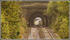 Bodorgan Tunnels - 11th (peterdouglas1) Tags: bodorgan tunnels directrailservices 6d43 class68 anglesey northwalescoastrailway