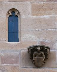 Window (S&L Smith) Tags: window windowwednesday germany nikon d100 70300vr church