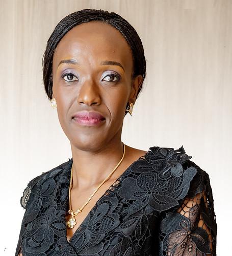 Shadiya Alimatou ASSOUMAN- Ministre de l'Industrie et du Commerce
