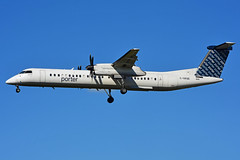C-GKQF (Porter Airlines) (Steelhead 2010) Tags: porterairlines creg yow bombardier dhc8 dhc8q400 cgkqf