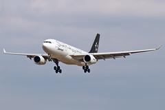 Airbus A330-243 - SU-GCK - HAJ - 11.09.2019(2) (Matthias Schichta) Tags: haj hannoverlangenhagen eddv egyptair sugdk airbus a330200 plane planespotting flugzeugbilder flugzeug