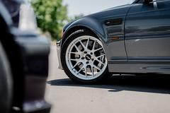 BMW E46 M3 & E36 M3 with EC-7R Forged Wheels (ApexRaceParts) Tags: forged forgedwheels 1718 ec7r e46m3 e36m3