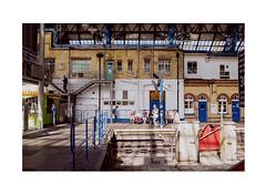 234957193476913562457 (Melissen-Ghost) Tags: brighton street photography color fujifilm beach city urban museum train station