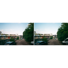 73040024-25 (Dr. Tungsten Nordstrom) Tags: fujicolor100 gr1s ricoh seeingdouble lithuania