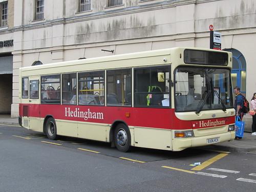 Konectbus T/A Hedingham 291