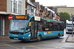 Arriva Shires 4190 KX62JPV (Will Swain) Tags: watford 19th august 2019 hertfordshire bus buses transport transportation travel uk britain vehicle vehicles county country england english town arriva shires 4190 kx62jpv