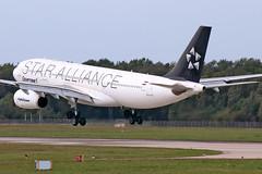 Airbus A330-243 - SU-GCK - HAJ - 11.09.2019(4) (Matthias Schichta) Tags: haj hannoverlangenhagen eddv egyptair sugdk airbus a330200 plane planespotting flugzeugbilder flugzeug