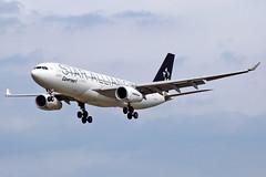 Airbus A330-243 - SU-GCK - HAJ - 11.09.2019(1) (Matthias Schichta) Tags: haj hannoverlangenhagen eddv egyptair sugdk airbus a330200 plane planespotting flugzeugbilder flugzeug