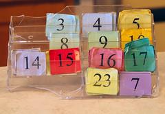 Washing Macine Numbers (arbyreed) Tags: arbyreed numbers washing laundromat laundromatmodusoperandi washingmachines washingmachinenumbers colorful brightcolors