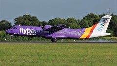 EI-REM (AnDyMHoLdEn) Tags: flybe atr egcc airport manchester manchesterairport 05r