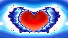 Angel Heart (chaostheoryenterprizes) Tags: fractal angel heart love island chaostheory complex