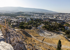 Theatre of Dionysus Athens 040919 N63A9592-a (Tony.Woof) Tags: theatre dionysus acropolis athens
