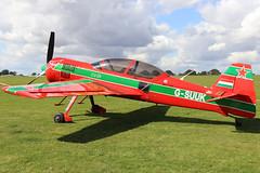 G-SUUK (GH@BHD) Tags: gsuuk sukhoisu29 sukhoi su29 laa laarally laarally2019 sywellairfield sywell aircraft aviation aerobatic
