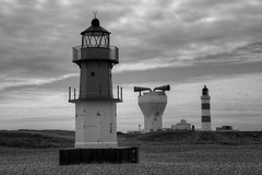 """POINT OF AYRE HIGH LIGHTHOUSES & FOGHORN, POINT OF AYRE, ISLE OF MAN, UNITED KINGDOM. (ZACERIN) Tags: """"point of ayre lighthouses"""" foghorn"""" ayre"""" """"isle man"""" """"united kingdom"""" """"lighthouse"""" """"seaside"""" """"irish sea"""" """"nikon d800"""" """"nikon"""" """"lighthouses"""" """"lighthouses in the uk"""" isle uk ireland"""" """"pictures """"uk """"zacerin"""" """"christopher paul photography"""" """"picures """"photos lighthouses england"""" united great britain"""" irish ireland only"""" """"trinity house"""" house 500th birthday"""" """"500 years trinity """"history """"lighthouse history"""" point lighouses man ellan vannin"""" """"ellan """"visit """"manx national heritage"""" low lighthouse"""" high pointofayrelighthouses isleofmanlighthouses picturesoflighthouses zacerin christopherpaulphotography"""