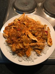 Chicken curry (Flikrman Gaz) Tags: rice food curry