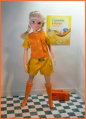 Shorts n Socks 1988 Sindy (CooperSky) Tags: the hot collection 1988 sindy shorts n socks fashion mix
