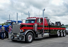 Bill Warner & Son Towing & Recovery's 1997 Peterbilt 379 Recovery Truck (J Wells S) Tags: 1997peterbilt379recoverytruck billwarnersontowingrecovery pete 1979peterbilttowtruck 1979peterbilt3779wrecker bigrig 18wheeler showtruck custombuilttowtruck antiquetowtruck vintagetruck sleepercab aths americantruckhistoricsociety 2018athstruckshowandconvention kentuckyhorsepark lexington kentucky camiones lorry alltypesoftransport happytruckthursday htt