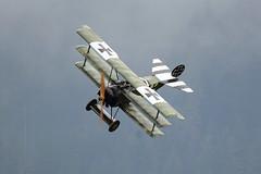 SE-XXZ (toptag) Tags: fokkerdr1 fokker dr1 loxz zeltweg airpower tummelisa airshow sexxz