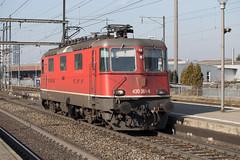 SBB Re 4/4 430 361 Pratteln (daveymills37886) Tags: sbb re 44 430 361 pratteln 11361 ba