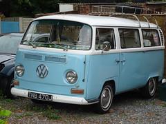 1971 Volkswagen Camper Van (Neil's classics) Tags: 1971 volkswagen transporter camper van vw camping motorhome autosleeper motorcaravan rv caravanette kombi mobilehome dormobile