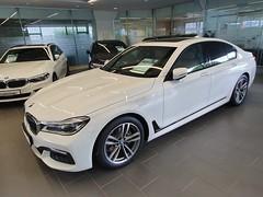 BMW 730d M Sport G11 (nakhon100) Tags: bmw 730d g11 7er 7series cars
