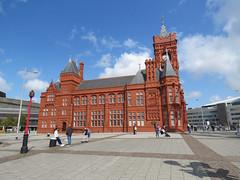 Cardiff, Pierhead building (Elisa1880) Tags: pierhead building william frame cardiff bay gebouw historisch wales
