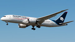 Aeromexico Boeing 787-8 N783AM (StephenG88) Tags: londonheathrowairport heathrow lhr egll 27r 27l 9r 9l boeing airbus august25th2019 25819 myrtleavenue renaissanceheathrow aeromexico amx am 787 788 7878 dreamliner n783am
