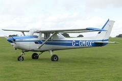 Cessna 152 G-GMOX (Gavin Livsey) Tags: ggmox cessna c152 laarally sywell