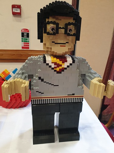 Limerick Die Cast Show - Harry Potter by Gary and Shelly