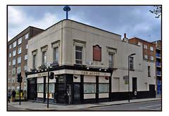 THE ACORN WITH MUSHROOM. (StockCarPete) Tags: pub acorn lostpub london uk publichouse boozer closedforbusiness bethnalgreen