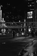 Rainy Shinjuku (Architecamera) Tags: blackwhite blackandwhite monochrome shinjuku street snap architecture