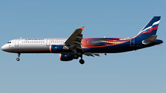 Aeroflot (Manchester United) Airbus A321-211 VP-BTL (StephenG88) Tags: londonheathrowairport heathrow lhr egll 27r 27l 9r 9l boeing airbus august25th2019 25819 myrtleavenue renaissanceheathrow aeroflot afl su a321 a321200 a321211 vpbtl manchesterunited