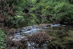 Blind Brook (JMS2) Tags: nature stream river brook blindbrook rnc water cascade bridge scenic