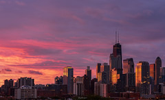 ALL I CAN SAY... (Nenad Spasojevic) Tags: spasojevic sonyimages nenografiacom explore 360chicago sonyalpha goldenlight colors drama clouds exploration windycity cityscape timeblend nenadspasojevicart burn allicansay sony sunrise sun urbanscene reflections nenad perspective chi 2019 architecture sunlight buildings a7riii daily light chicago illinois il