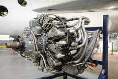 SAC_0121 Pratt and Whitney R-2800 radial engine Double Wasp (kurtsj00) Tags: sac museum strategic air command