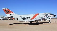 143492 (GSairpics) Tags: 143492 f3 demon usnavy aircraft aeroplane airplane aviation museum history historic pimaairspacemuseum tucson az arizona