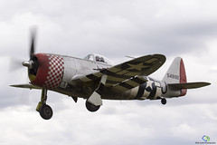 Republic P-47D Thunderbolt (Matt Sudol) Tags: the victory show cosby thresholdaero r5 air displays ltd republic p47d thunderbolt fighter aviation engineering leasing gthun richard grace jon gowdy ultimate warbirds nellie b