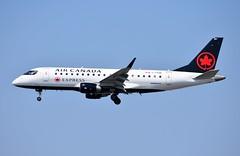 C-FRQK ERJ175 Air Canada Express (corrydave) Tags: 17000126 erj erj175 embraer aircanada boston cfrqk