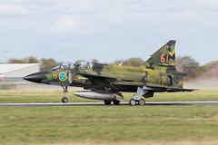 SAAB SK-7E Viggen of the Swedish Air Force Historic Flight (philchilds75) Tags: saab saabviggen viggen swafhf swedishairforcehistoricflight southport southportairshow