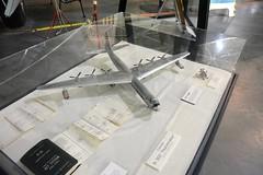 SAC_0125a Convair B-36 Peacemaker model (kurtsj00) Tags: sac museum strategic air command
