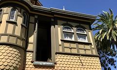 #WinchesterMysteryHouse #SanJose #California (Σταύρος) Tags: california sanjose winchestermysteryhouse northerncalifornia cali norcal kalifornia kalifornien californie 加州 カリフォルニア californië カリフォルニア州 주 калифорния كاليفورنيا 캘리포니아 καλιφόρνια แคลิฟอร์เนีย oldhouse winchester 1884 mansion door doortonowhere secondfloor 2ndfloor