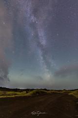 The road to milky way (Kjartan Guðmundur) Tags: iceland ísland milkyway stars sky dramaticsky arctic road canoneos5dmarkiv sigma14mmf18art kjartanguðmundur nightscape nocturne ngc nightphotography nature nasa